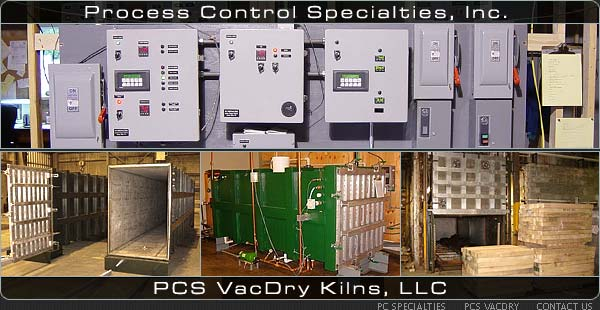 Vacuum Kilns and Controllers by PCS